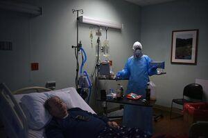 حال و روز کادر درمان در ایالت متحده