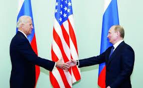 پوتین به بایدن پیروزی در انتخابات را تبریک گفت