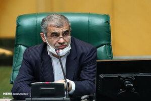 نیکزاد: مجلس نمیخواهد وارد حاشیه شود