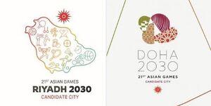 دوحه و ریاض در آستانه توافق برای برگزاری بازیهای آسیایی