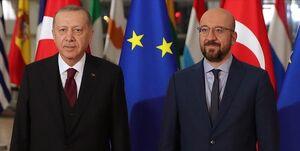 اردوغان و رئیس شورای اروپا تلفنی گفتوگو کردند