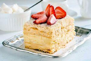 طرز تهیه شیرینی ناپلئونی خانگی مجلسی
