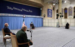 عکس/ ترجمه آیه نصب شده در حسینیه امام خمینی(ره)