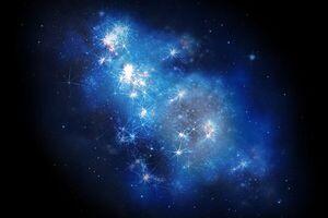 تصویری از درخشانترین ستاره با پهنای پنجسال نوری