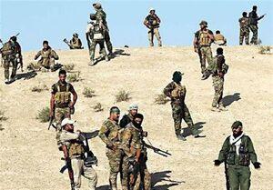 حشد شعبی حمله داعش به «خانقین» عراق را دفع کرد