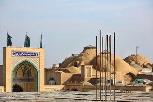 عکس/ ساخت و ساز در حریم بافتهای تاریخی