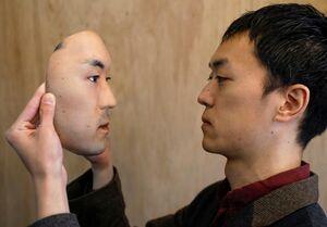 عکس/ ساخت ماسکهای صورت با فناوری سه بعدی