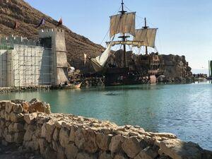 ساخت ۲ کشتی در سریال «سلمان فارسی»