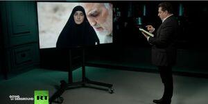 تکمیلی| زینب سلیمانی: راه سردار با قدرت ادامه خواهد داشت