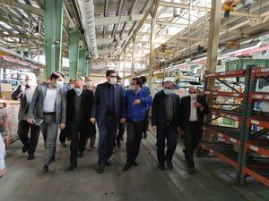 آمادگی سرمایهگذاران فارس برای همکاری با ایرانخودرو در تولید قطعات بدنه