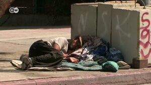 مستند شبکه آلمانی درباره زندگی بیخانمانهای آمریکایی + فیلم با زیرنویس فارسی
