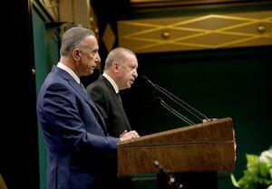 گزارش  سنگ تمام اردوغان برای الکاظمی و چالشهای اساسی در روابط آنکارا-بغداد