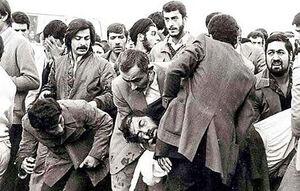 قابهای کمتر دیده شده از لحظه شهادت شهید مفتح