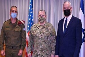 ایران محور رایزنی روسای ستاد مشترک آمریکا و اسرائیل
