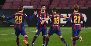 بازگشت لئو همیشگی به بارسلونا