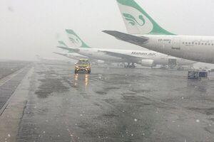 مسافران قبل از عزیمت به فرودگاه با اطلاعات پرواز تماس بگیرند