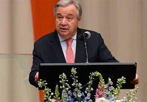 دبیرکل سازمان ملل خواستار روابط تجاری کشورها با ایران شد