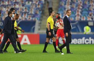 واکنش گلمحمدی به باخت تیمش مقابل اولسان