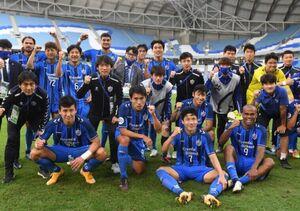 اولسان نماینده آسیا در جام جهانی باشگاهها