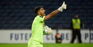 پیروزی ماریتیمو با کلین شیت عابدزاده