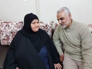 آیا مادر شهید هاشمی برای «حاج قاسم» هم پارتیبازی کرد؟