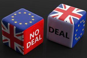 خروج بدون توافق انگلیس از اتحادیه اروپا برگزیت نمایه