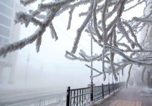 عکس/ حالوهوای سردترین شهر جهان را ببینید