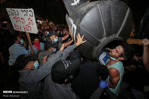هزاران صهیونیست علیه فساد و ناکارآمدی نتانیاهو به خیابانها آمدند