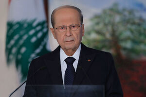رد ادعاهای حریری توسط ریاست جمهوری لبنان