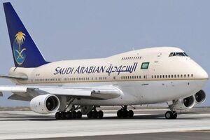 عربستان تمام پروازهای خارجی را موقتا تعلیق کرد
