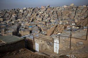 عکس/ خانه های معلق در تبریز