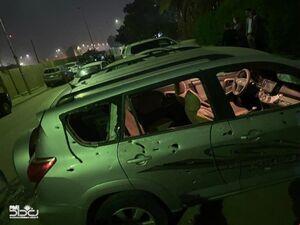 واکنش های داخلی عراق به حمله به منطقه سبز بغداد