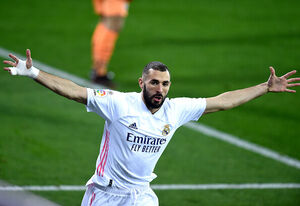 پیروزی آسان رئال مادرید در لالیگا