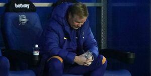 ۴ بازیکن بارسلونا مورد غضب کومان