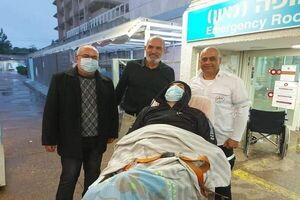 وخامت اوضاع جسمانی «ماهر الأخرس»/انتقال اسیر آزادشده به بیمارستان
