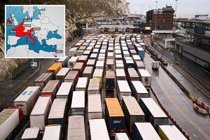 ممنوعیت سفر انگلیسیها به برخی کشورهای اروپایی