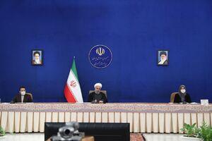 عکس/ نشست حقوق اساسی و شهروندی با حضور روحانی
