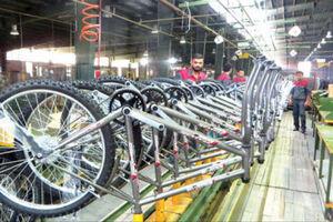 راهاندازی مجدد بزرگترین کارخانه دوچرخه خاورمیانه