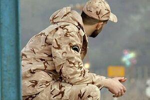 تکذیب ادعای بدرفتاری یک قاضی با سرباز