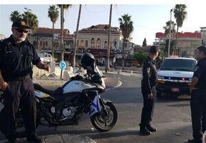 پلیس رژیم صهیونیستی از تبادل آتش در قدس اشغالی خبر داد