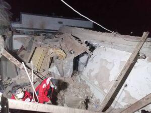 شهروند کرمانی در انفجار منزل مسکونیجان باخت