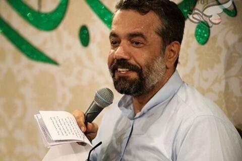 فیلم/ سرود زیبای حاج محمود کریمی در مدح امیرالمومنین(ع)
