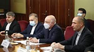 وزیر نفت مسکو را ترک کرد