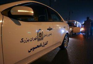 کاهش ۸۰ درصدی دوردور شبانه در تهران