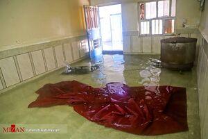 آخرین وضعیت مناطق سیل زده خوزستان