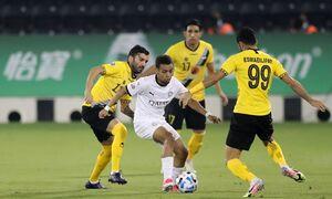جدول کلی عملکرد ۳ تیم برتر ایرانی در آسیا