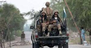 ۱۰ تروریست در ایالت بلوچستان به هلاکت رسیدند