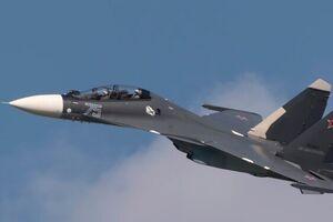 «سوخو-۳۰» روسیه جت گشتزنی ژاپن را رهگیری کرد