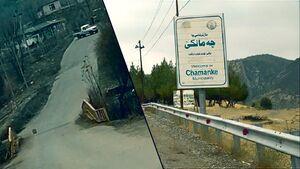 تلاش ناموفق تروریستهای پ.ک.ک برای انهدام یک پل ارتباطی +فیلم و عکس
