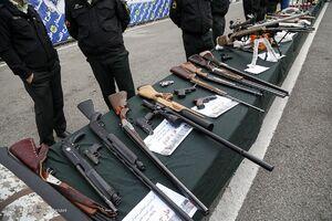 هفتمین مرحله طرح اقتدار پلیس